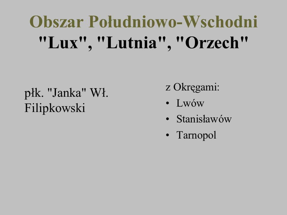 Obszar Południowo-Wschodni Lux , Lutnia , Orzech