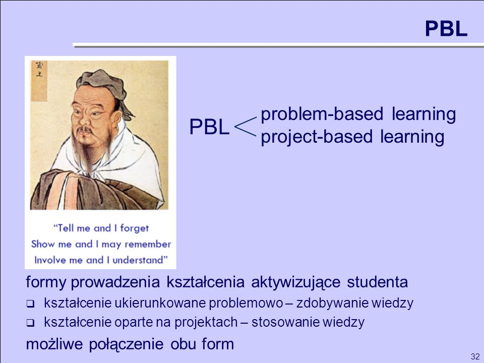 PBL PBL problem-based learning project-based learning