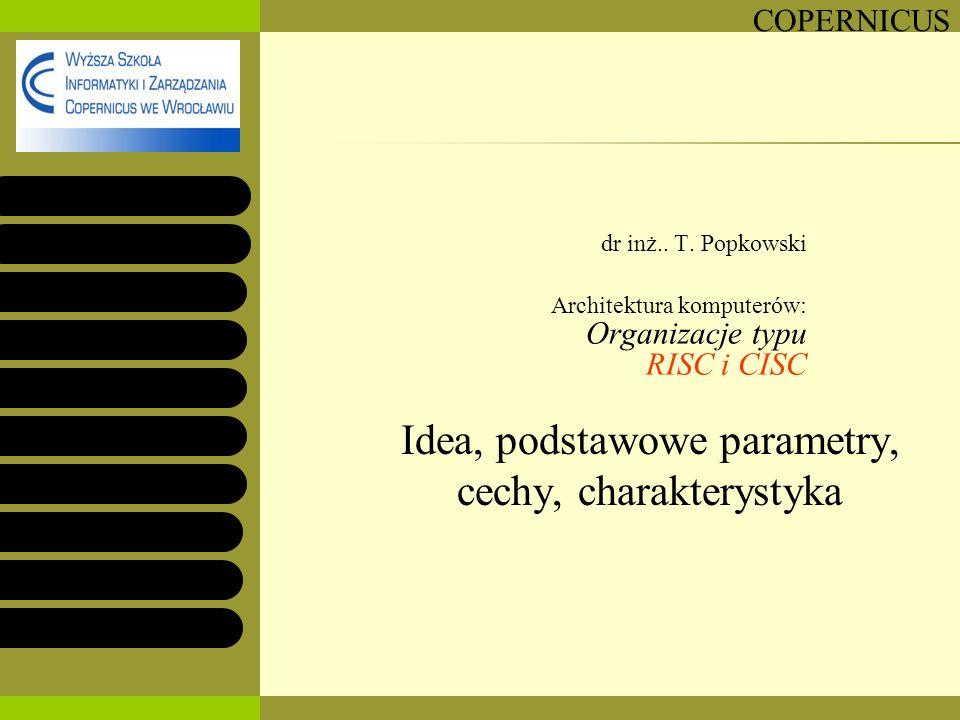 Idea, podstawowe parametry, cechy, charakterystyka