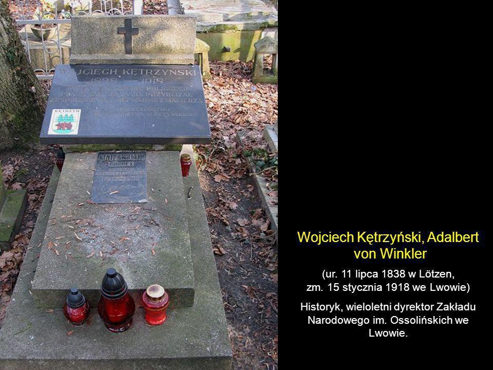 Wojciech Kętrzyński, Adalbert