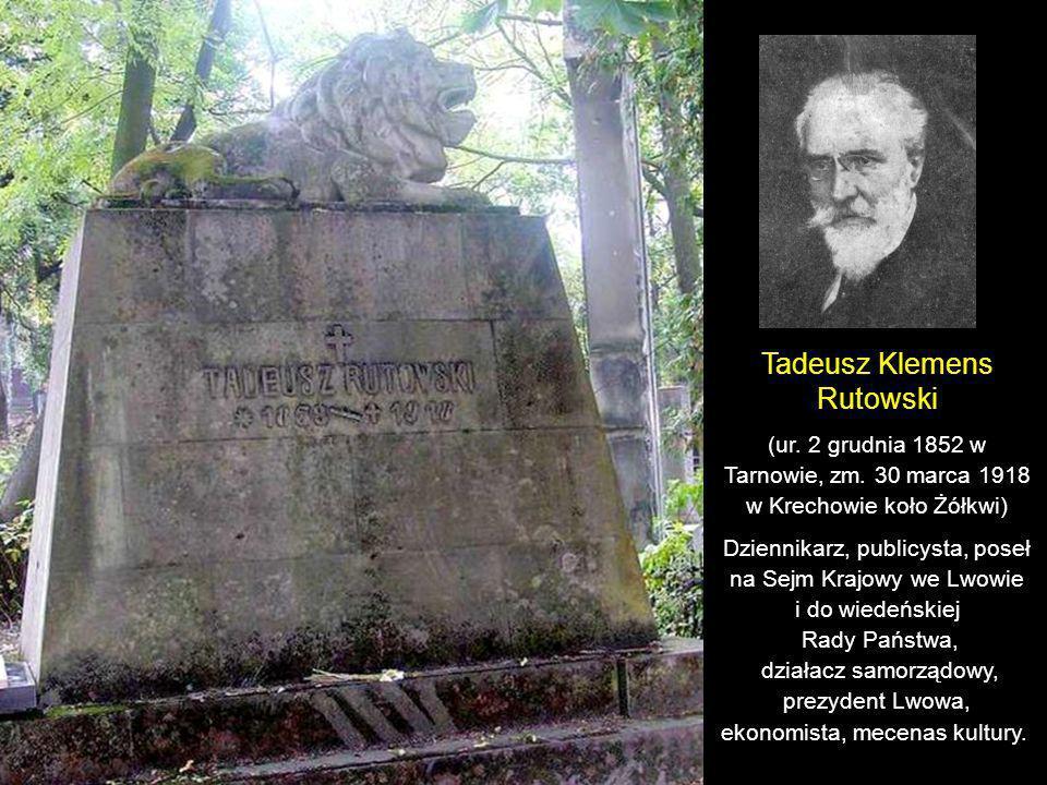 Tadeusz Klemens Rutowski