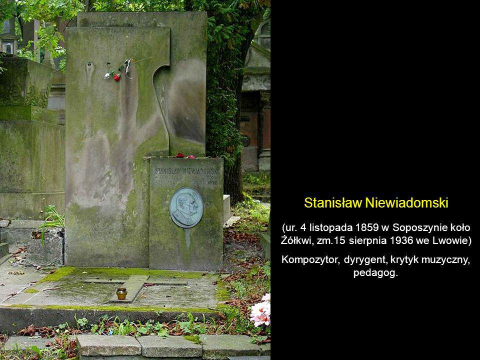 Stanisław Niewiadomski