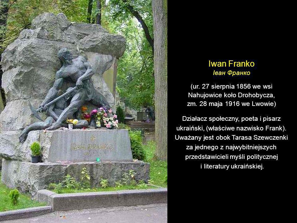 i literatury ukraińskiej.