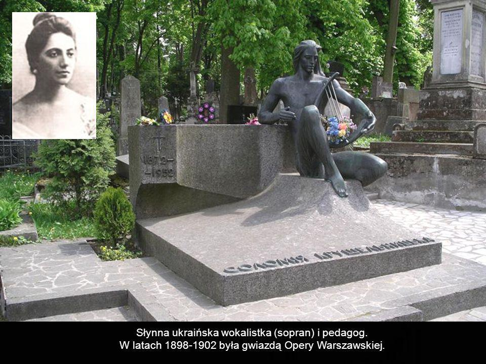 Salomea Kruszelnicka (Соломія Крушельницька),