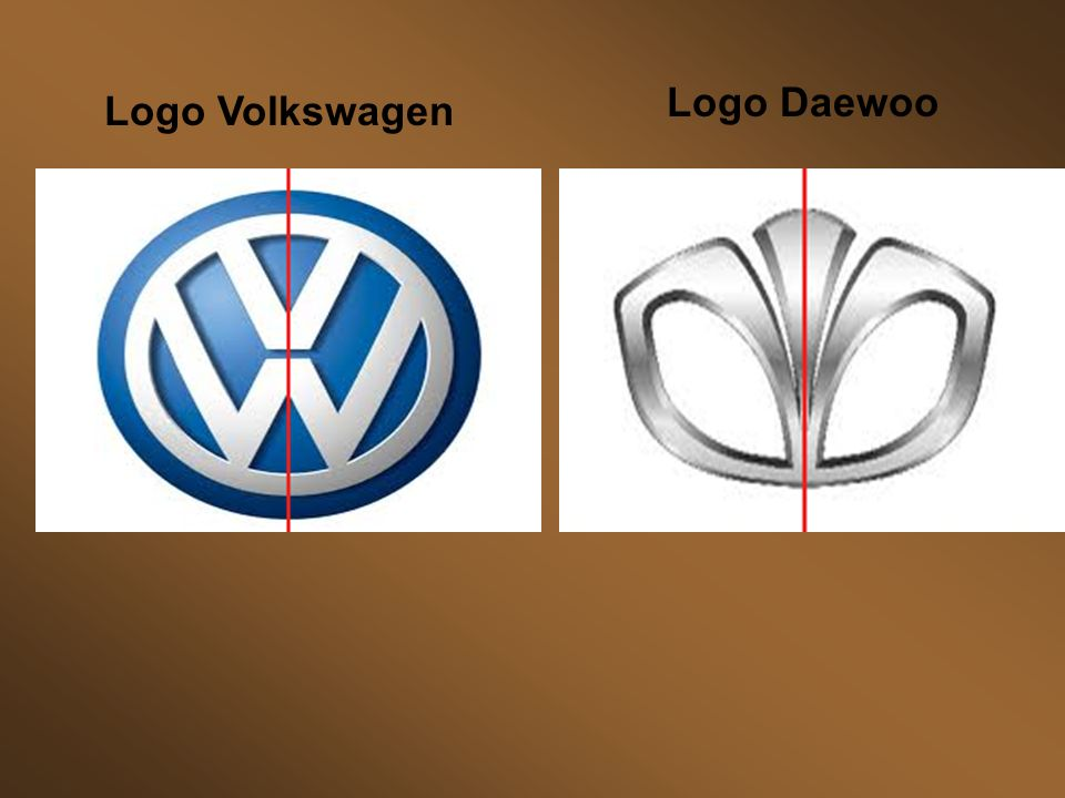 Logo Daewoo Logo Volkswagen