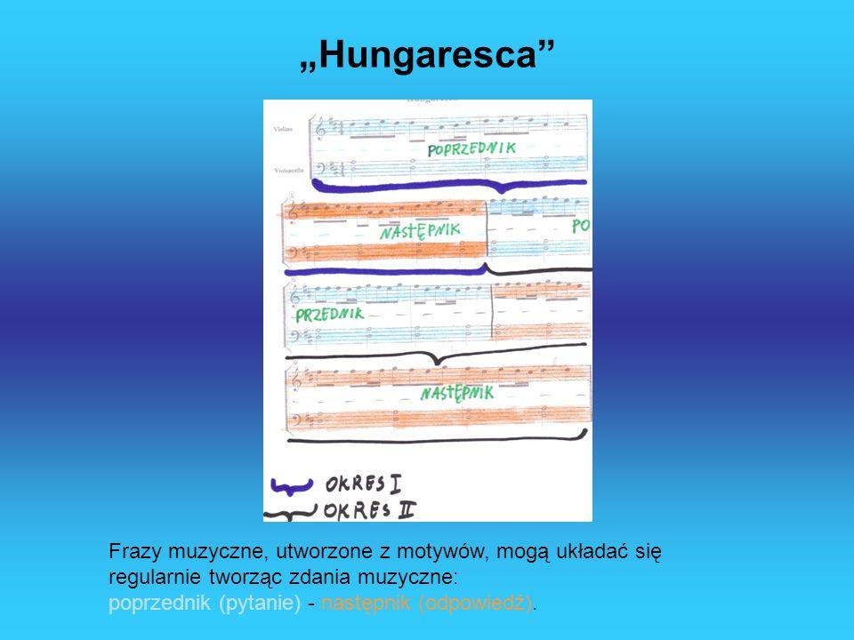"""""""Hungaresca"""