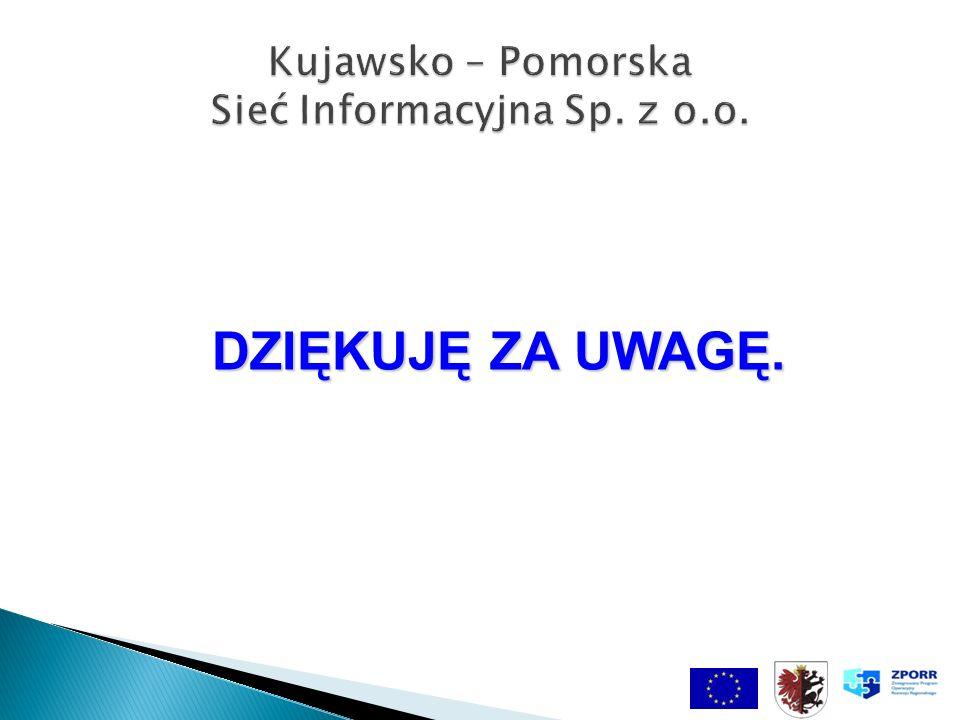 Kujawsko – Pomorska Sieć Informacyjna Sp. z o.o.
