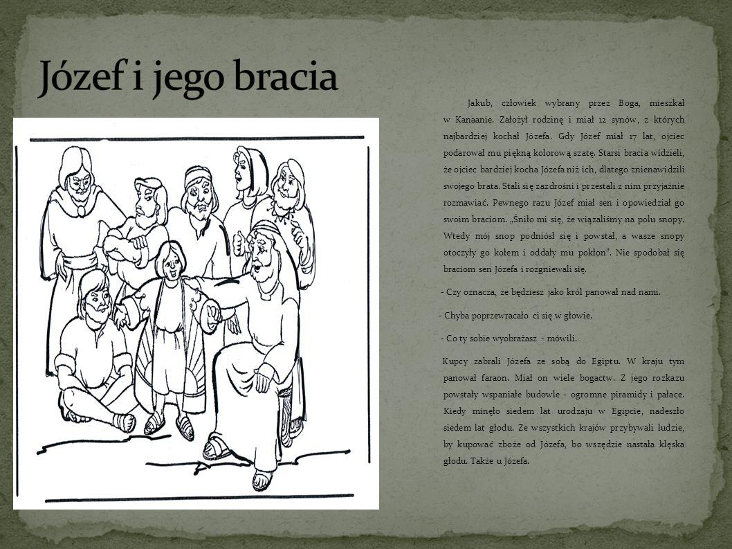 Józef i jego bracia