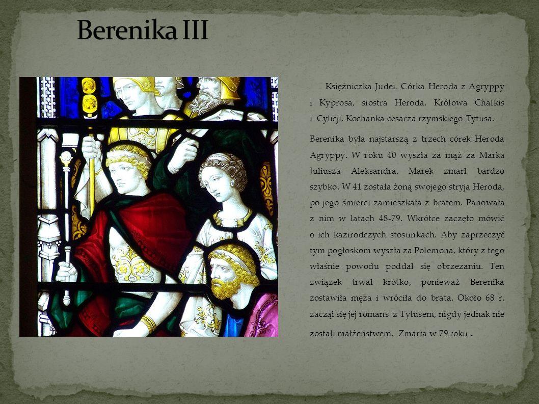 Berenika III
