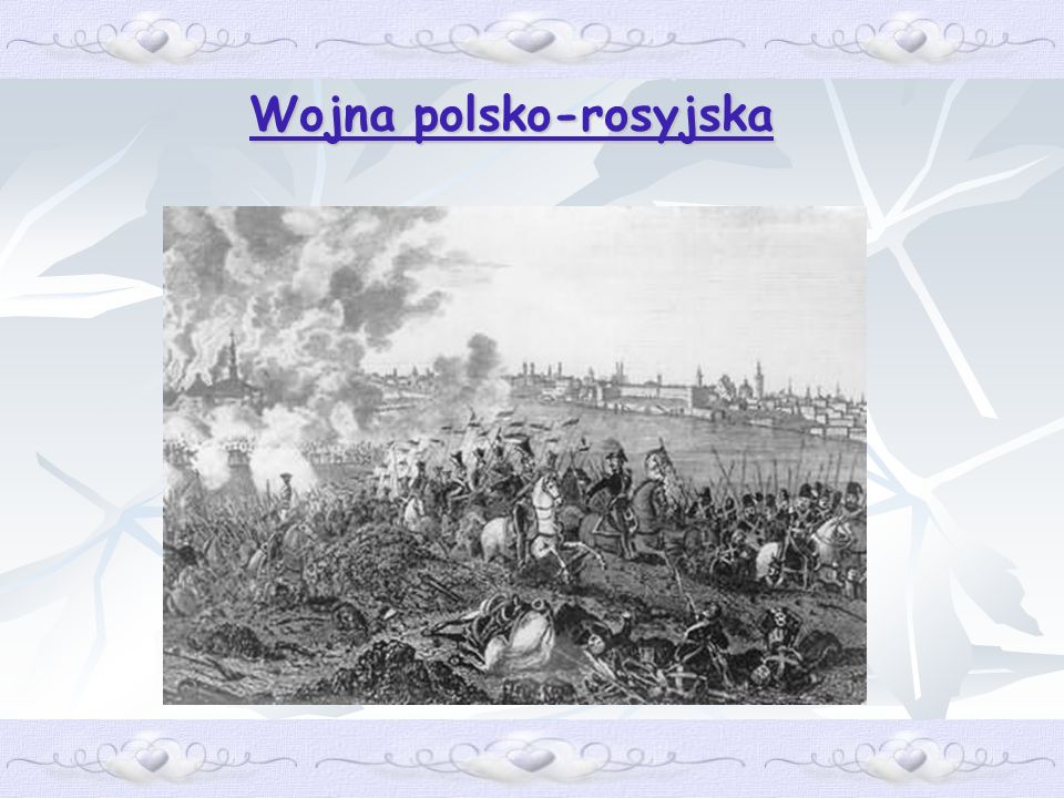 Wojna polsko-rosyjska