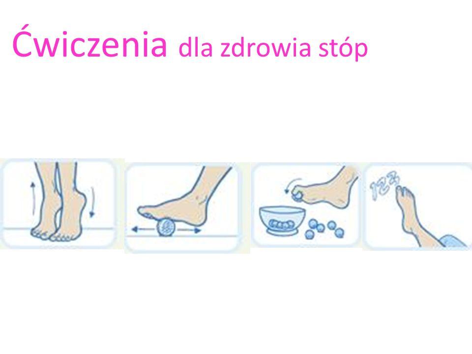 Ćwiczenia dla zdrowia stóp