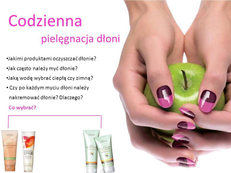 Codzienna pielęgnacja dłoni Jakimi produktami oczyszczać dłonie