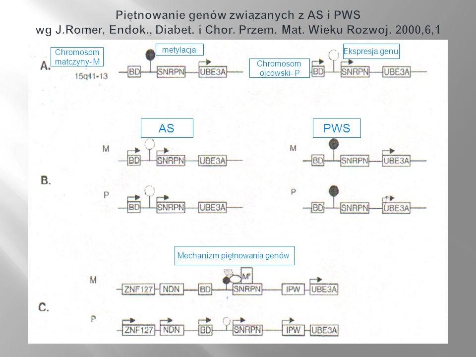 Mechanizm piętnowania genów