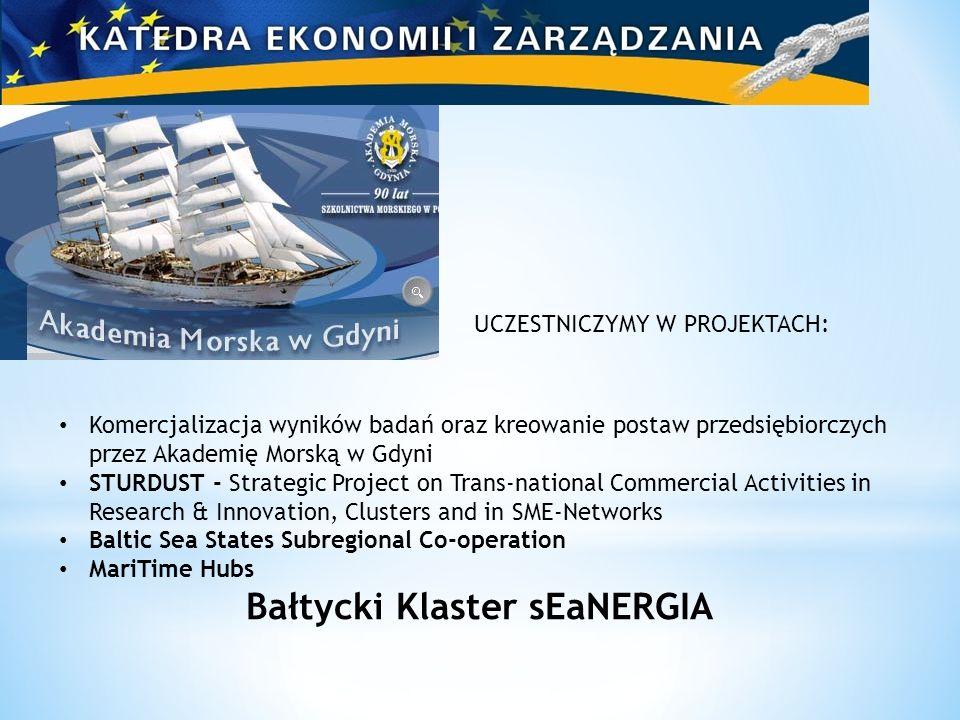 Bałtycki Klaster sEaNERGIA