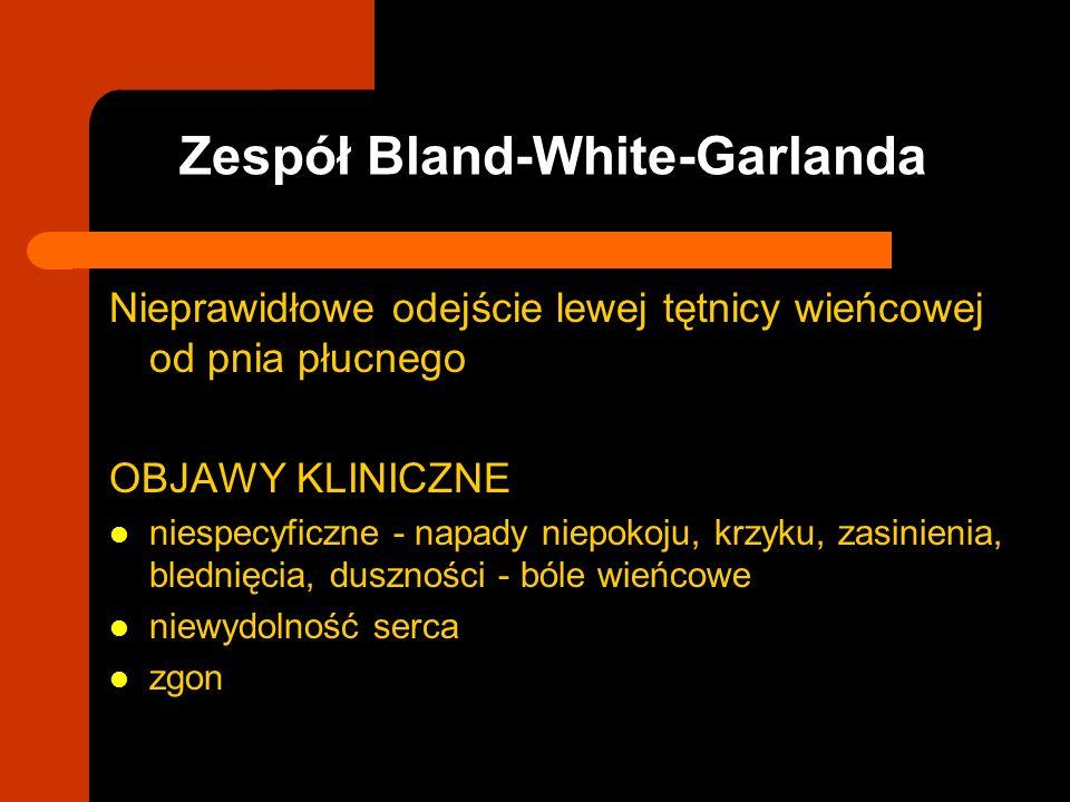 Zespół Bland-White-Garlanda