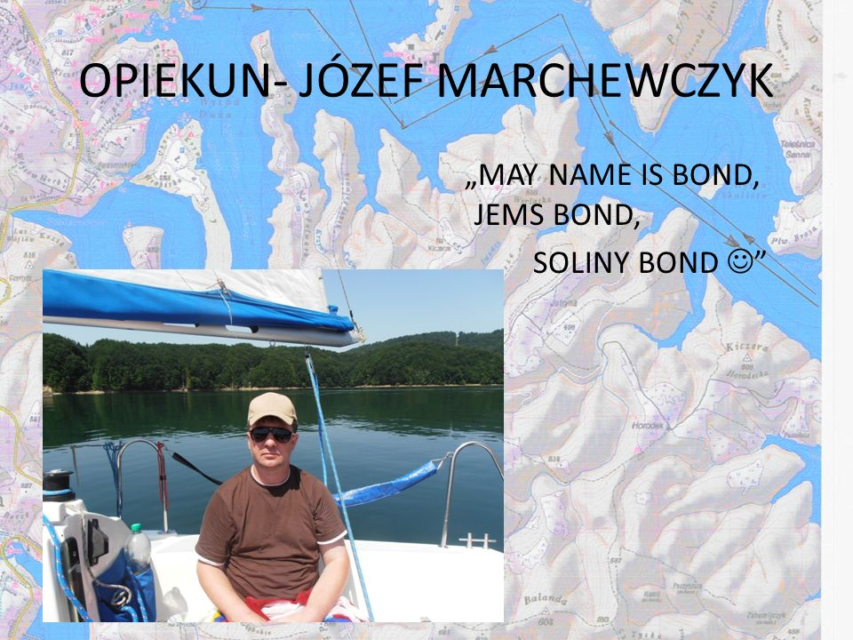 OPIEKUN- JÓZEF MARCHEWCZYK