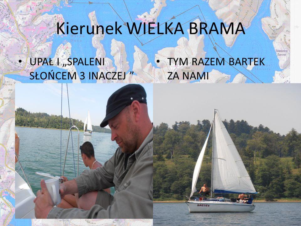 """Kierunek WIELKA BRAMA UPAŁ I """"SPALENI SŁOŃCEM 3 INACZEJ """