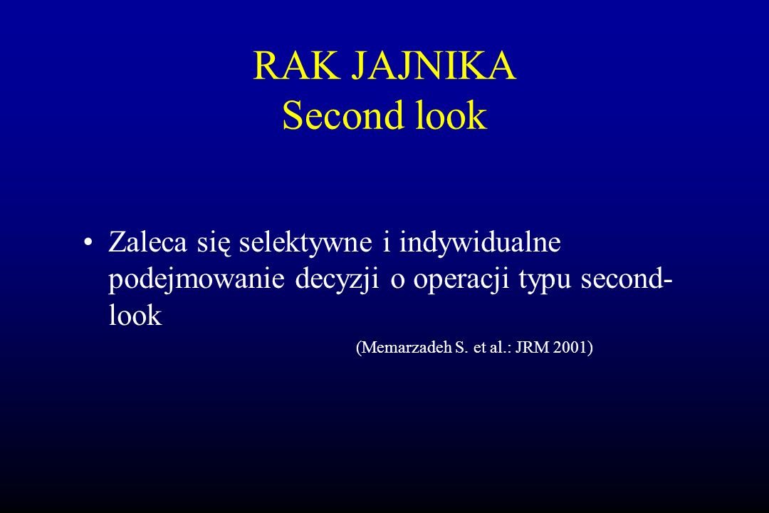 RAK JAJNIKA Second look