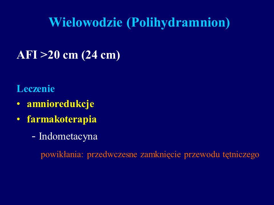 Wielowodzie (Polihydramnion)