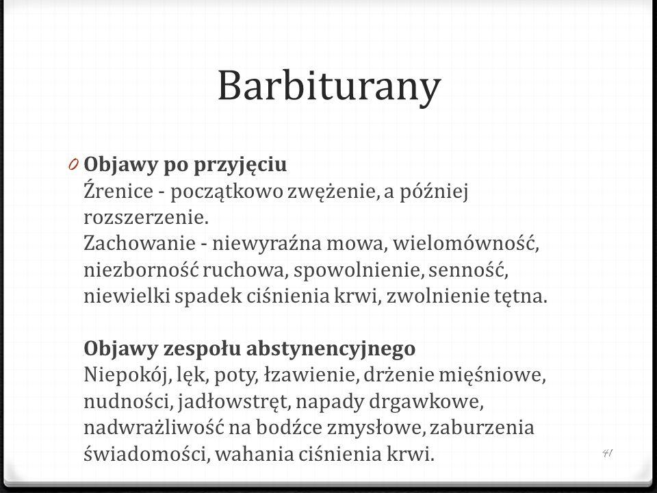 Barbiturany