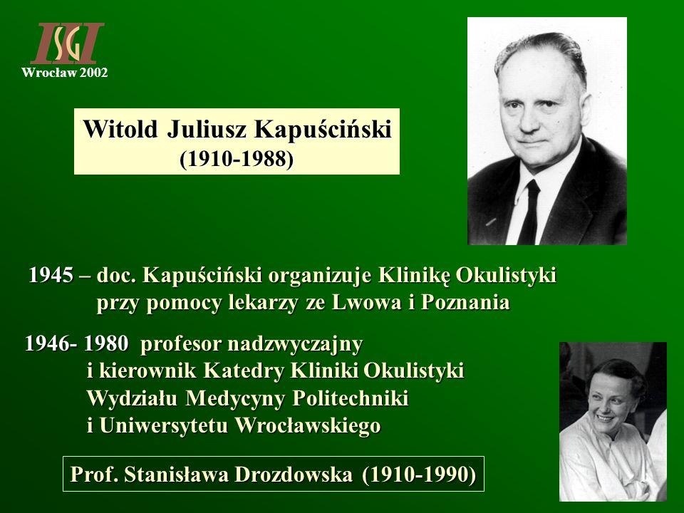 Witold Juliusz Kapuściński