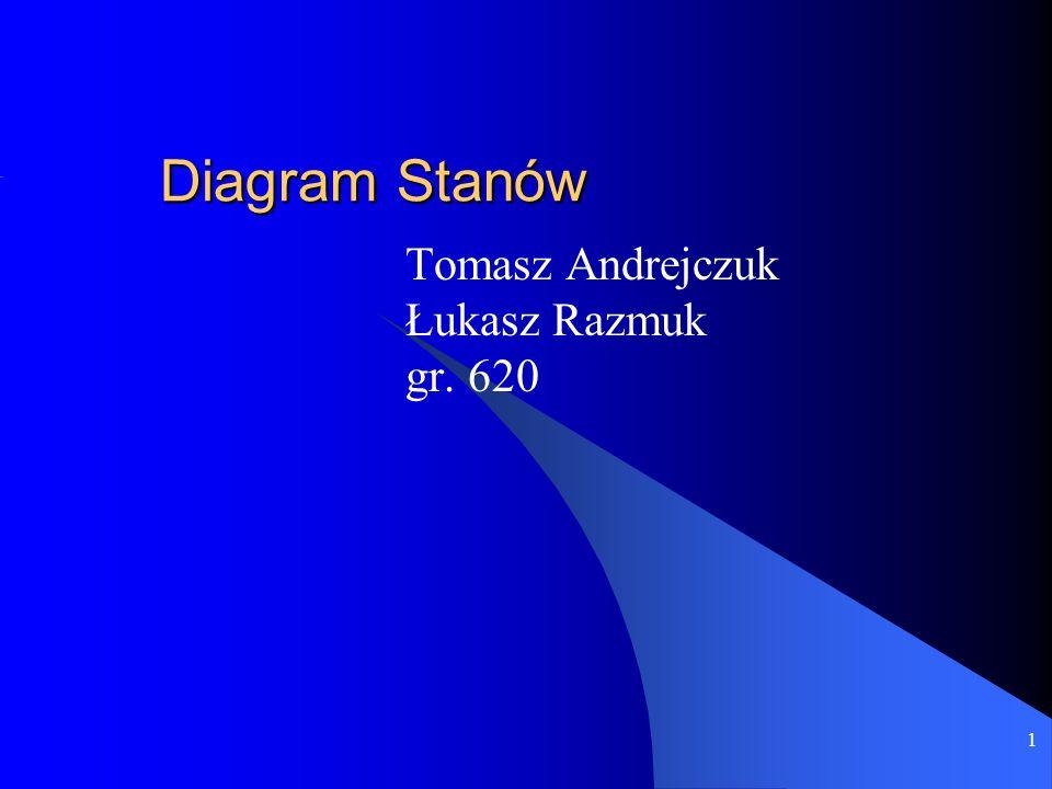 Tomasz Andrejczuk Łukasz Razmuk gr. 620