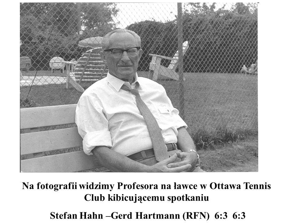 Stefan Hahn –Gerd Hartmann (RFN) 6:3 6:3