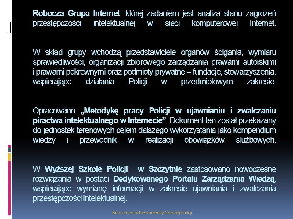 Biuro Kryminalne Komendy Głównej Policji