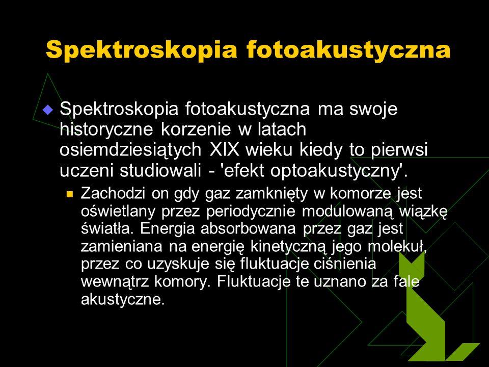 Spektroskopia fotoakustyczna