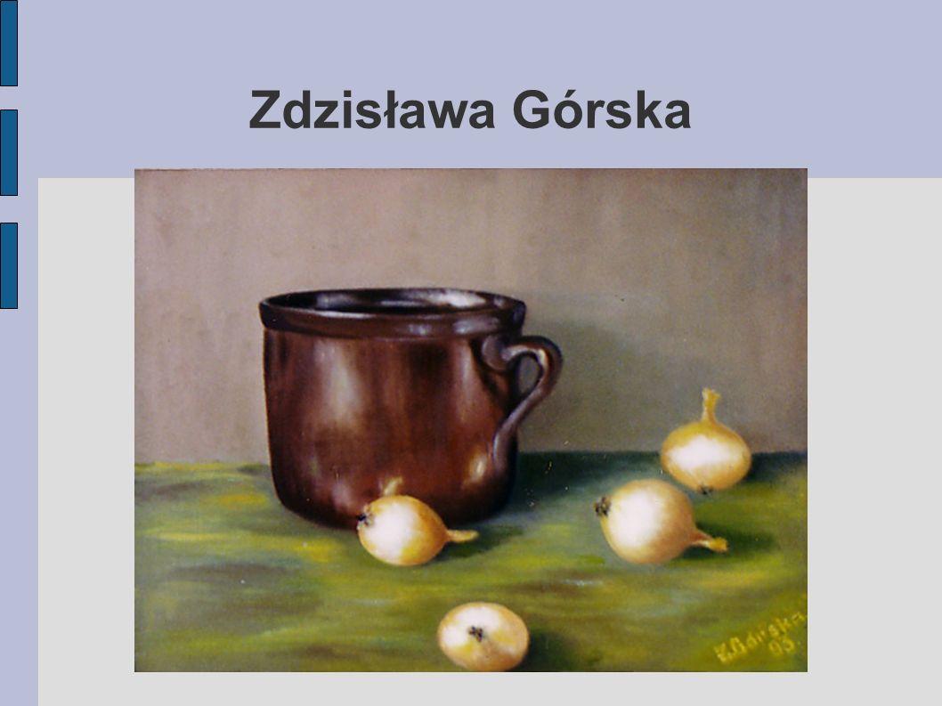 Zdzisława Górska