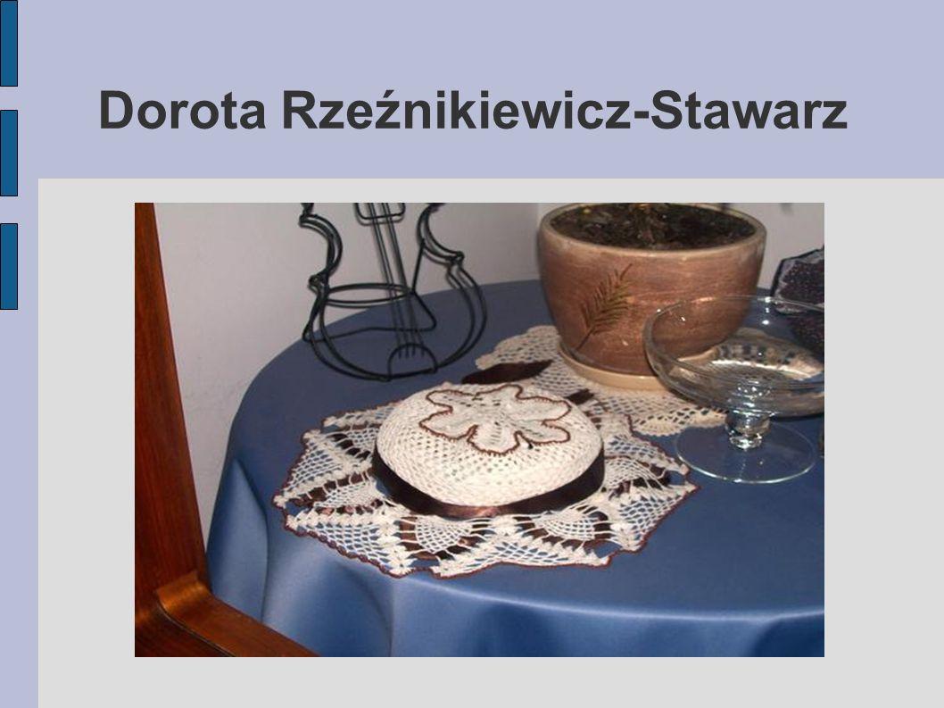 Dorota Rzeźnikiewicz-Stawarz
