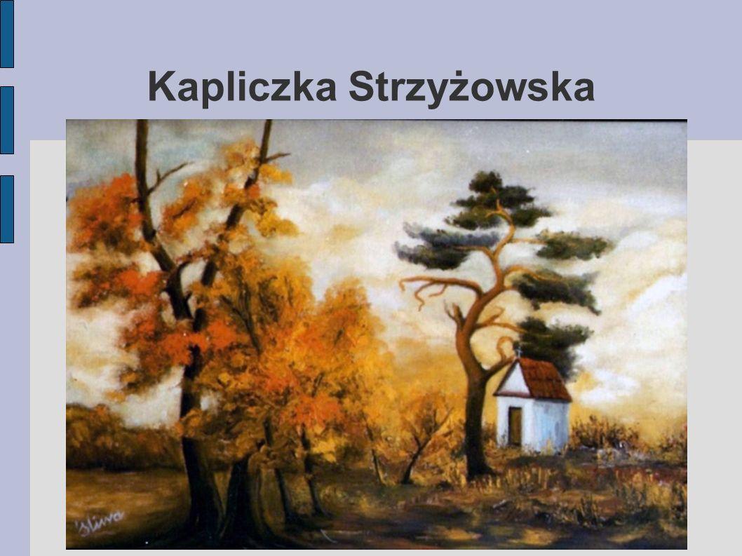 Kapliczka Strzyżowska