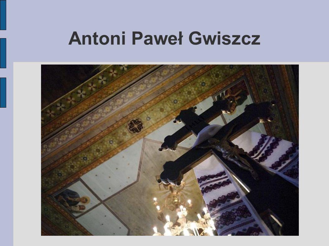 Antoni Paweł Gwiszcz