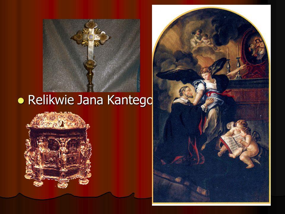 Relikwie Jana Kantego