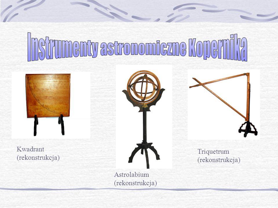 Instrumenty astronomiczne Kopernika