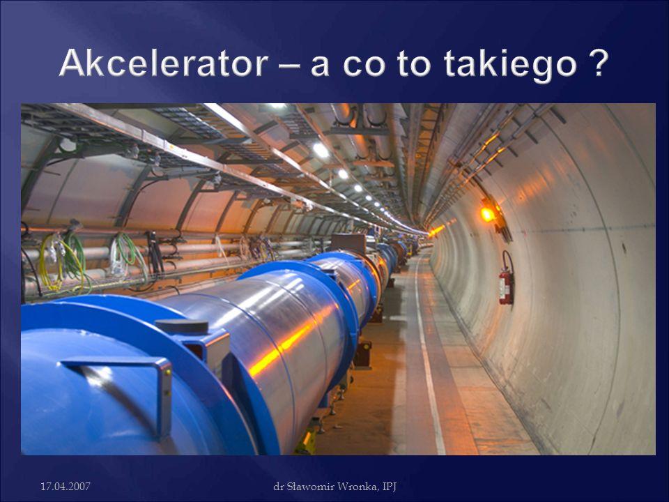 Akcelerator – a co to takiego