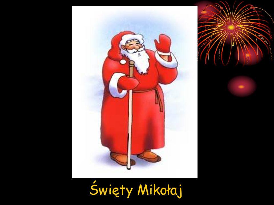 Święty Mikołaj Święty Mikołaj