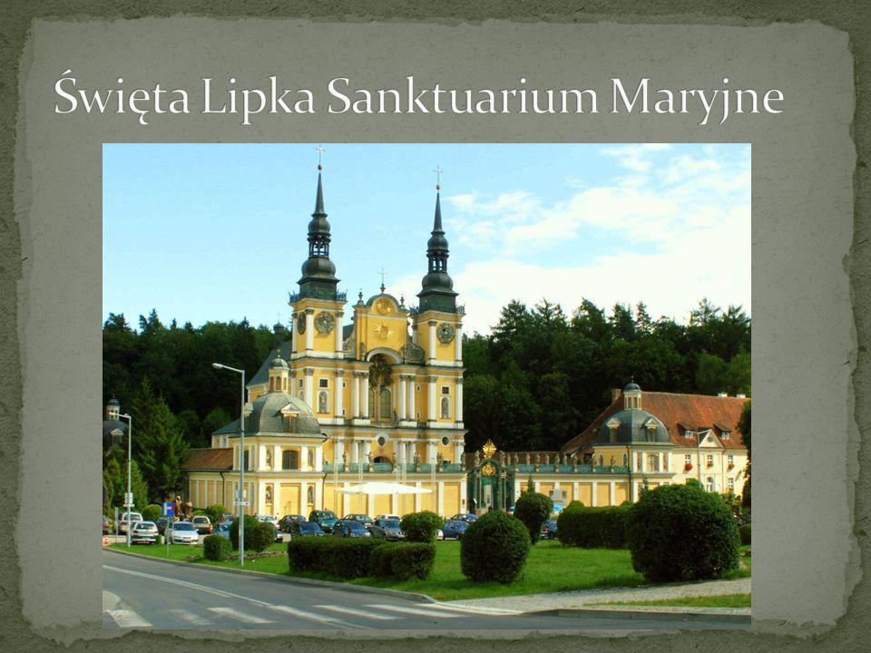 Święta Lipka Sanktuarium Maryjne