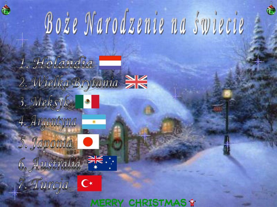 Boże Narodzenie na świecie