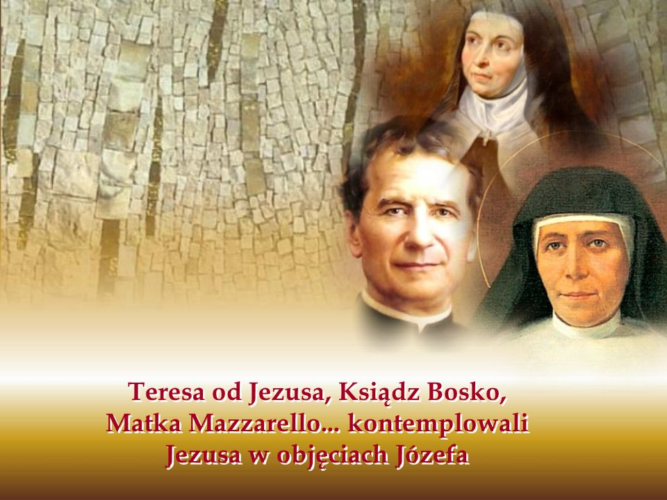 Teresa od Jezusa, Ksiądz Bosko, Matka Mazzarello