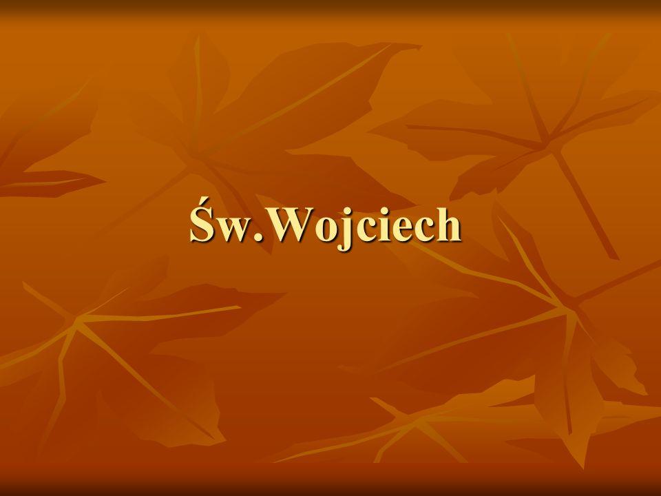 Św.Wojciech