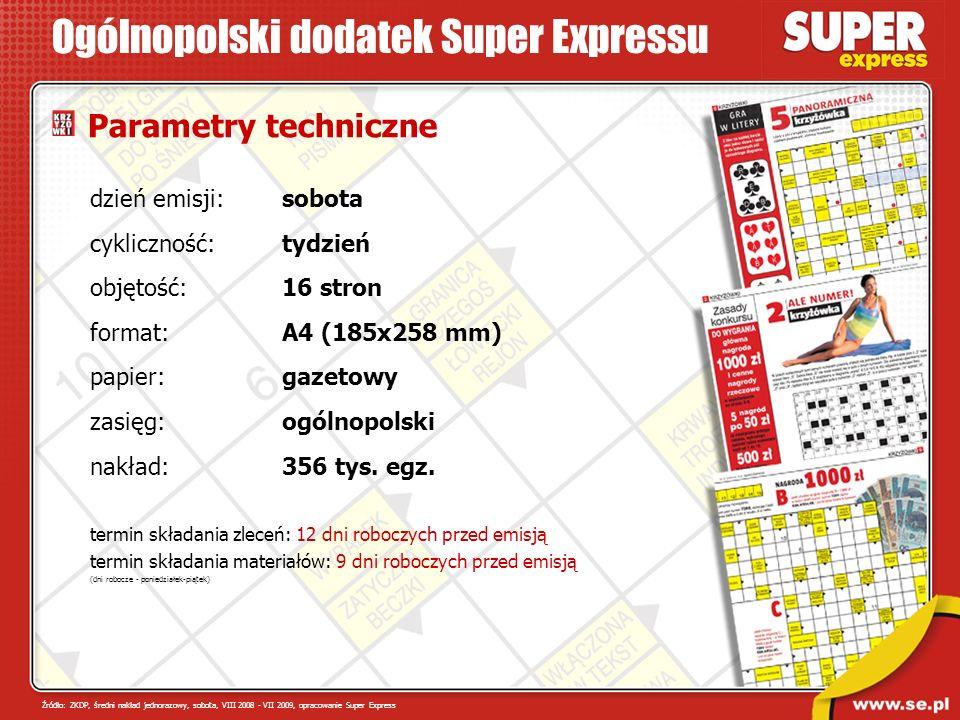 Ogólnopolski dodatek Super Expressu