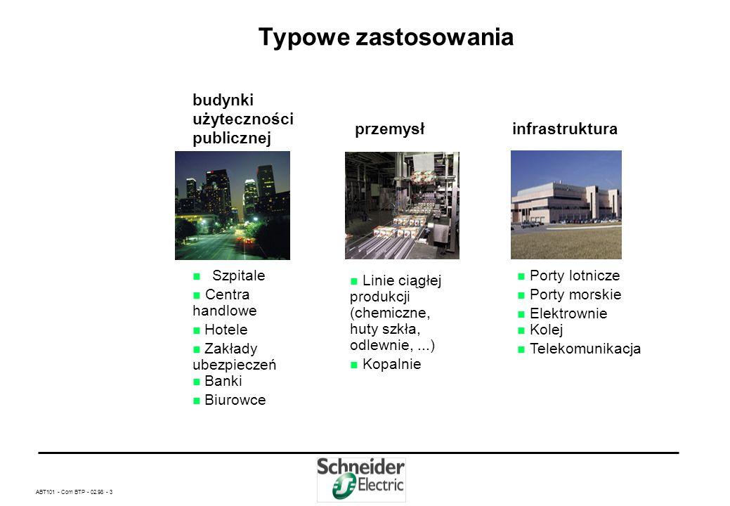 Typowe zastosowania budynki użyteczności publicznej przemysł