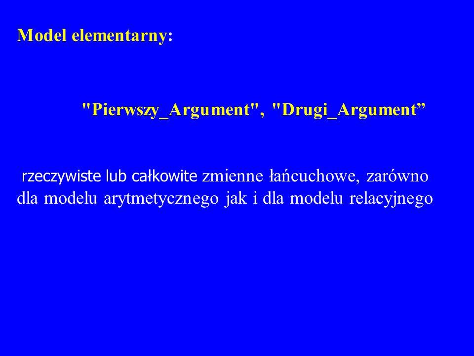Pierwszy_Argument , Drugi_Argument