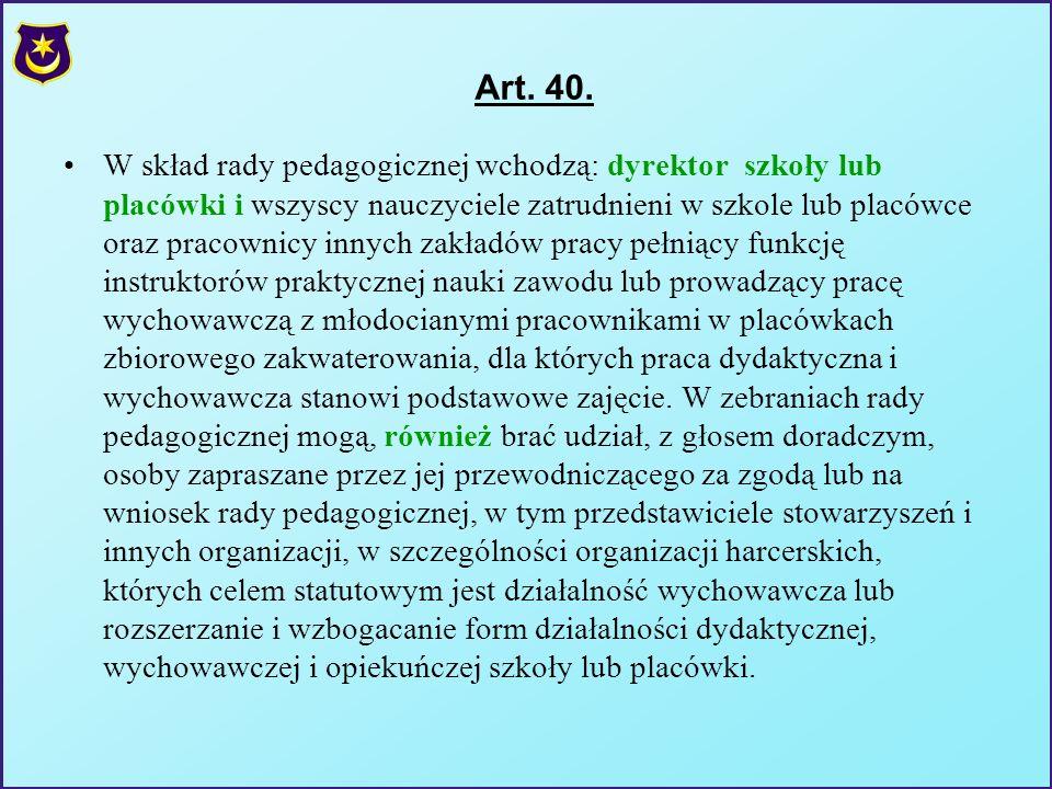 Art. 40.