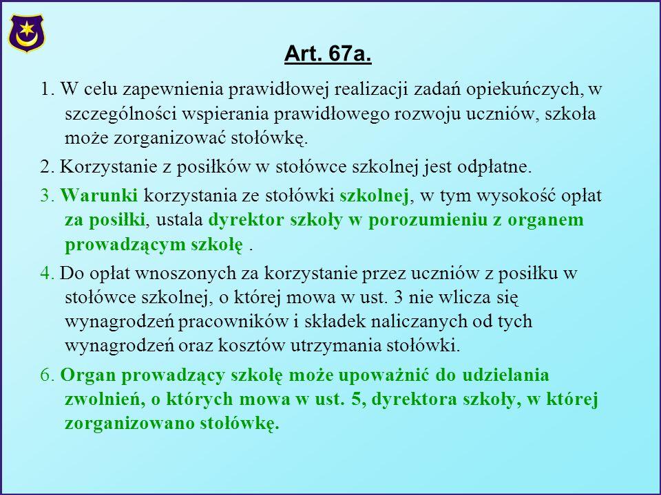 Art. 67a.