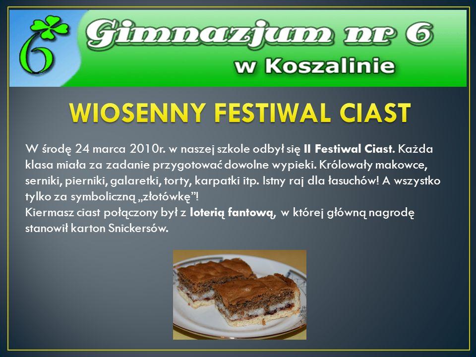 WIOSENNY FESTIWAL CIAST