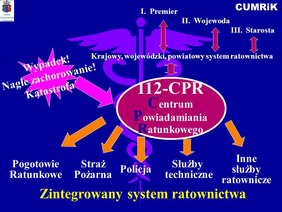 112-CPR Centrum Powiadamiania Ratunkowego