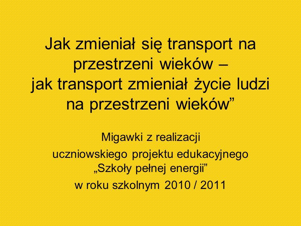 """uczniowskiego projektu edukacyjnego """"Szkoły pełnej energii"""