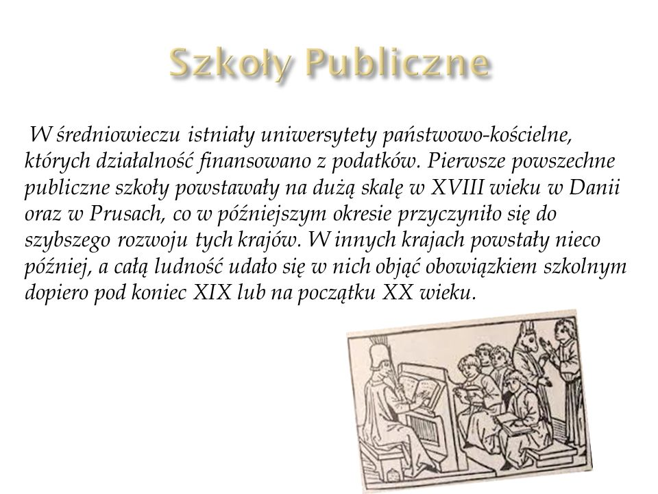Szkoły Publiczne